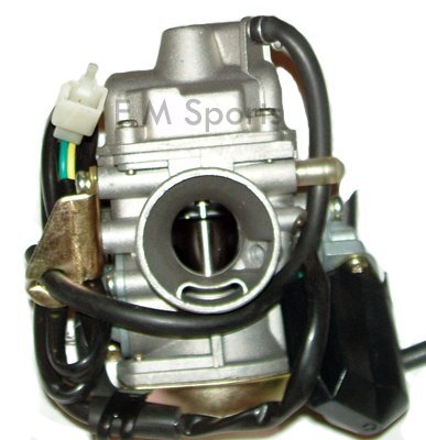 Amazon com : Gy6 Gas Scooter Bike Moped Engine Carburetor