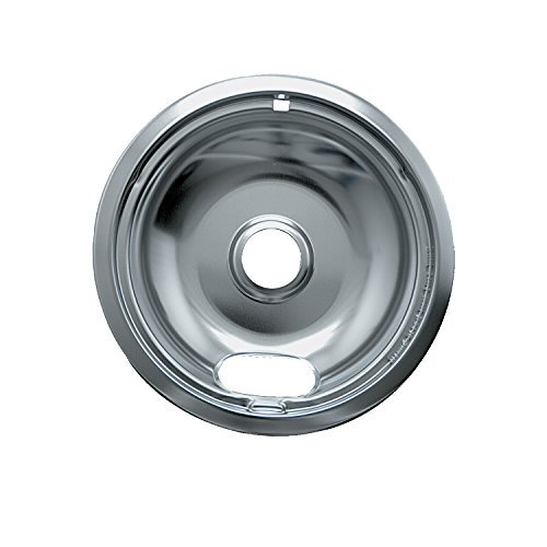 Range Kleen 102-AM Style A 8-Inch Heavy Duty Universal Drip Bowl, Chrome