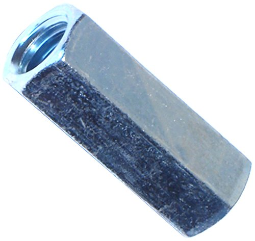 Hard-to-Find Fastener 014973403393 Coarse Rod Coupling Nuts, 1/2-13, Piece-12