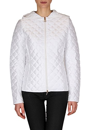 Geox Woman Jacket, Chaqueta para Mujer Bianco