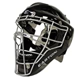 Easton Stealth Catcher's Helmet (Red, Large)