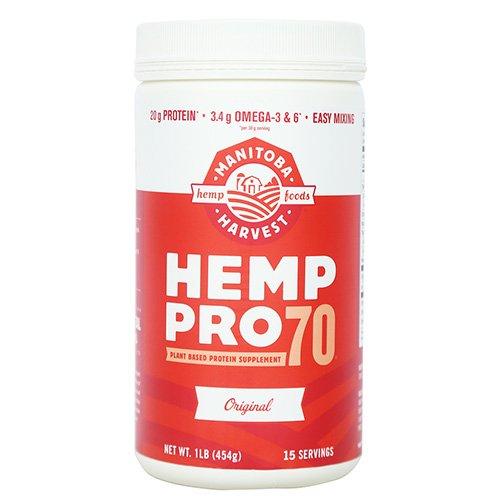 Manitoba Harvest Hemp Pro 70 - 16 oz