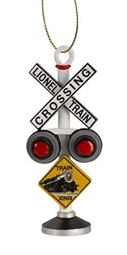 Holiday Train Ornaments (Lionel Lionel Train Crossing Ornament)
