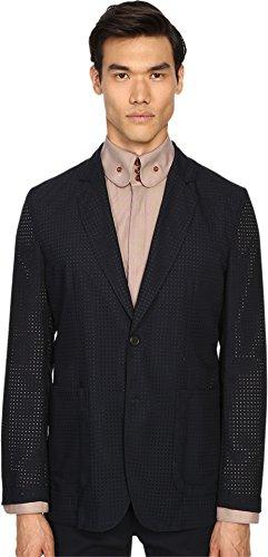 Vivienne Westwood Men's Laser Wool Summer Jacket Navy Jacket by Vivienne Westwood