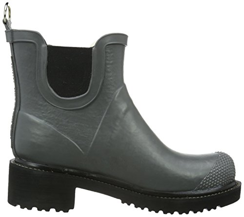 JACOBSEN Rain Grey ILSE Boot 47 Rub Women's Id4dqwAa