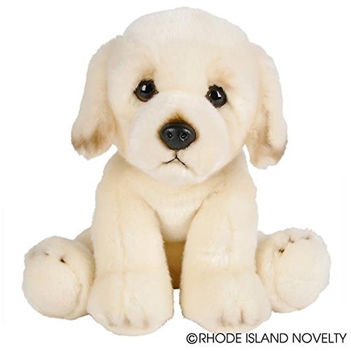 - Adventure Planet Golden Retriever Dog Heirloom Floppy Plush Toy