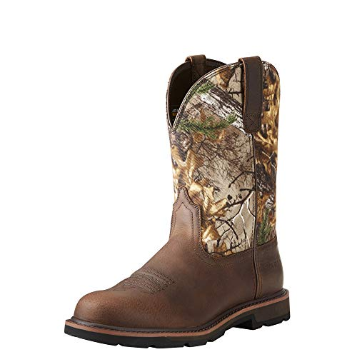 ariat groundbreaker work boot round toe buyer's guide for 2019