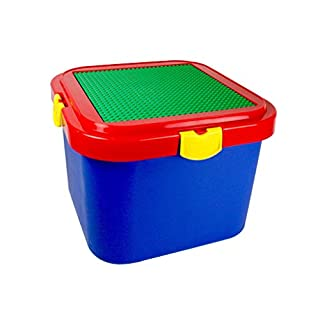 Romanoff: Storage Container with Building Plate
