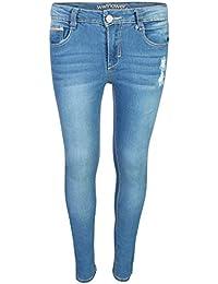 Girls Soft Stretch Skinny Denim Jeans