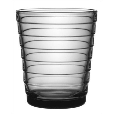 Bundle-04 Aino Aalto 7.75 Oz. Tumblers Grey (Set of 4)