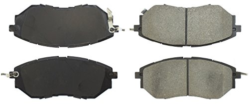(StopTech 309.10780 Street Performance Front Brake Pad)