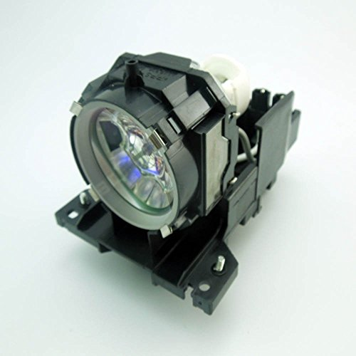 CTLAMP DT00771 Professional Replacement Lamp Projector With Housing For HITACHI CP-X505 / CP-X600 / CP-X605 / CP-X608 Projectors (Lamp Replacement Dt00771)