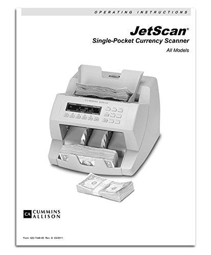 jetscan the best amazon price in savemoney es rh savemoney es cummins jetscan 4068 manual Cummins JetScan 4062 Currency Discriminator