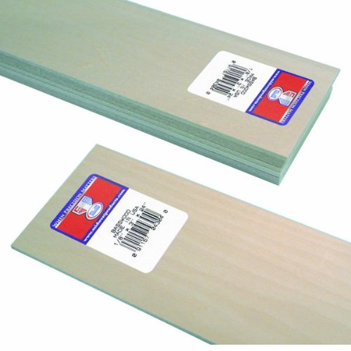 basswood sheets - 3