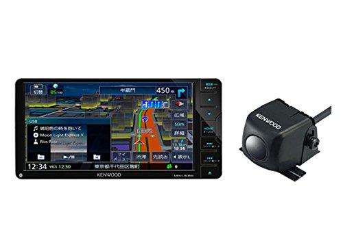 ケンウッド7型200mmフルセグBluetooth搭載地図更新1年間無料彩速ナビMDV-L505W+バックカメラCMOS-C230セット B07CWRLJK5