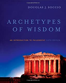 Amazon archetypes of wisdom an introduction to philosophy cd archetypes of wisdom an introduction to philosophy available titles cengagenow fandeluxe Gallery