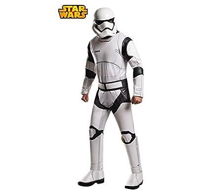 Generique Disfraz de Stormtrooper Deluxe de Star Wars para Hombre ...