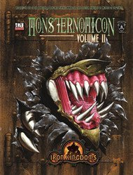 Monsternomicon Vol II: The Iron Kingdoms and Beyond