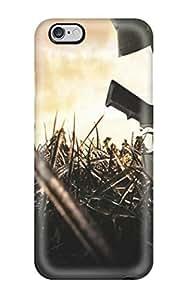 JennaCWright Perfect Tpu Case For Iphone 6 Plus/ Anti-scratch Protector Case (fallen Soldier)