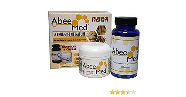 AbeeMed Capsules & Cream -Value Pack-