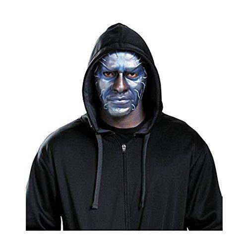 Costume Beautiful Electro Mask (Electro Movie Costume)