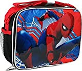 Marvel Spiderman Home Coming Soft Lunch bag