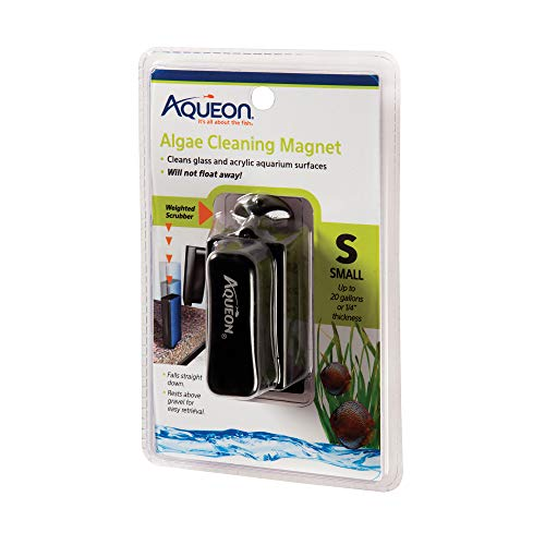 (Aqueon Aquarium Algae Cleaning Magnet, Small)