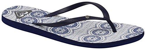 Roxy Bermuda Sandal - Blue Jewel - 7