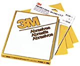 "3M 02548 Production Gold 9"" x 11"" P100A Grit"