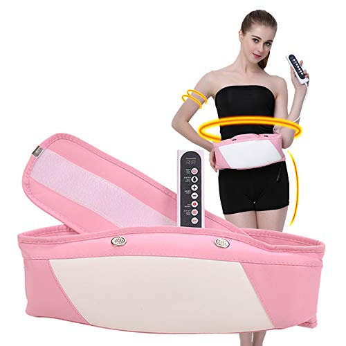 Awesome Body Shaping Machine Electric Slimming Massage Belt, Adjustable Shaping Fitness Loss Vibration Slimming Machine Muscle Relaxing Massage Belt for Waist Leg 2019