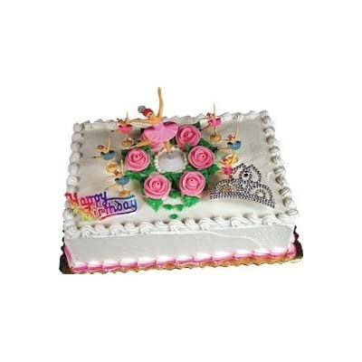 Ballet Ballerina Cake Decorating Kit: Toys & Games