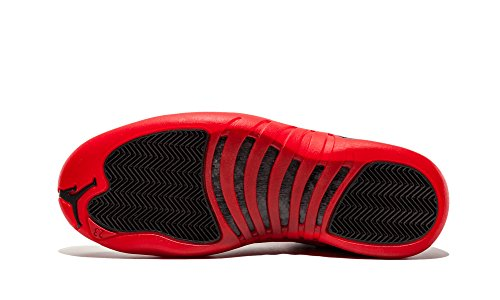 Air Jordan 12 Retro - 130690 002 Black/Varsity Red 9.5 D(M) US wnmdZ