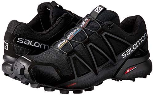 SALOMON Women's Speedcross 4 Trail Running Shoe 8