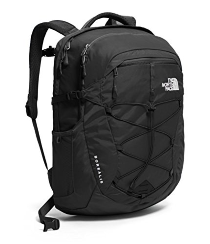 Backpack Bundle (Women's Borealis TNF Black OS & Knit Cap)