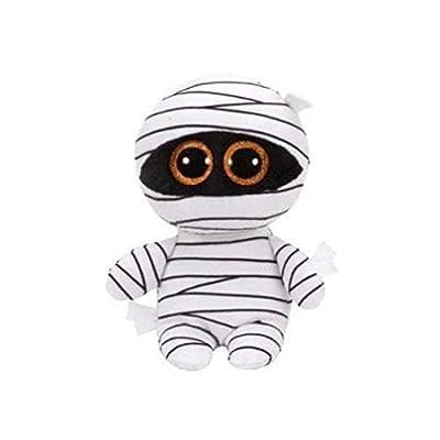 Ty Beanie Babies 35111 Boos Mummy the Halloween Boo Key Clip: Home & Kitchen