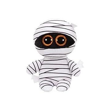 Ty - TY37241 - Beanie Boo's - Peluche Mask La Momie JURATOYS