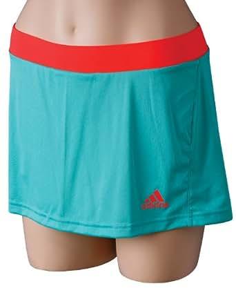 Adidas Womens Adizero Skort (XS, Hypergreen)