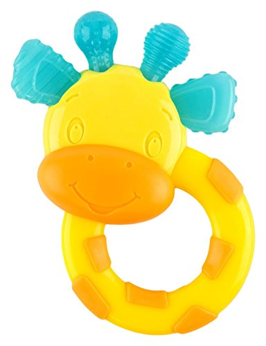 Best Bright Starts Gifts For 1 Year Old Boys - Bright Starts First Bites Stage Teether,