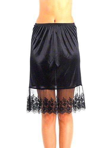 Lace Slip Extender Skirt Extender – Single Layer