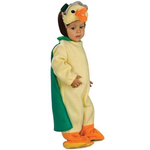 Ming Ming Duckling Duck Wonder Pets Kids Infant Halloween Costume 6-12 M New -