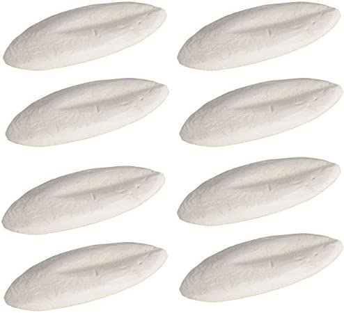 (8 Pack) Prevue Pet Bird Cuttlebones - Medium 5-Inch 415Ql7tLgFL