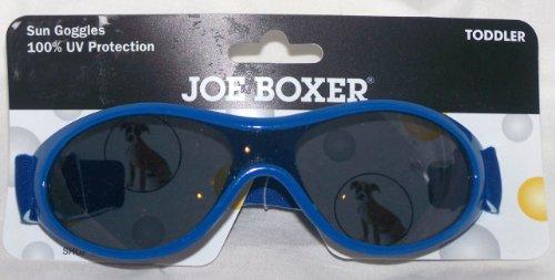 UPC 027467027685, Joe Boxer BLUE Sun Goggles TODDLER 100% UV Protection