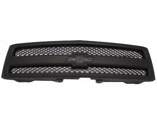 Chevrolet Pickup Pick Up Truck 07-11 Front Grille Car Black New