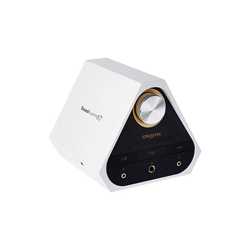 Sound Blaster X7 White 127dB, 24-bit 192