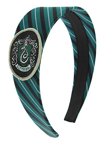 Slytherin Costumes Female - Harry Potter Headbands for Women and Girls' Hogwarts Houses Gryffindor Slytherin Ravenclaw