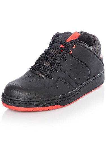 SixSixOne Unisex-Adult Filter Shoe (Black, Size ()