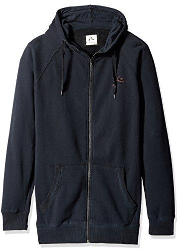 Zip Thru Hooded Sweatshirt - 2