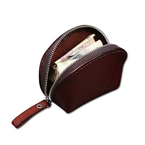 Taille À Free couleur Bangxiu Size Sac Chocolate Chocolate En Cuir Avec Main Petit qzp0WzS