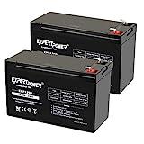 ExpertPower EXP1290-2 12V 9AH SLA Battery