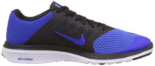 Nike Heren Fs Lite 2 Hardloopschoenen Racer Blauw / Zwart - Wit